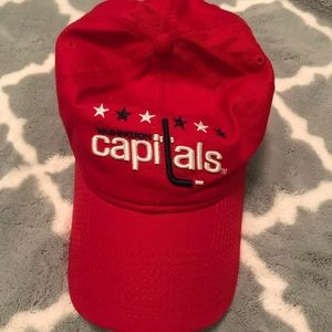 Washington Capitals baseball hat